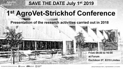 190701 Agrovet Strickhof Save The Date En